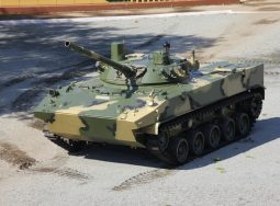 Концерн «Тракторные заводы» представит на «Армии-2017»  опытные образцы военной техники