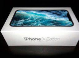iPhone X поступил в продажу