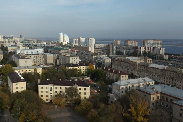 Режим повышенной готовности вводится на территории Волгоградской области