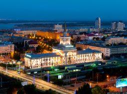 Волгоград в тройке лидеров туристических направлений на 9 мая