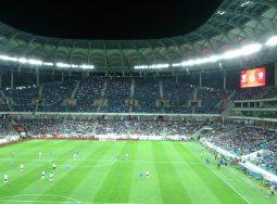 Финал Кубка России посмотрели 40 тысяч человек на «Волгоград Арене»