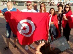 Tele2 проанализировала активность болельщиков на матче Англия-Тунис