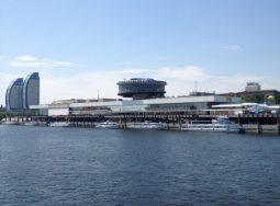 Ответственность пассажирского порта Волгограда застрахована