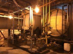 В Волгограде запустили первое в России производство  жидкости для защиты двигателей и роботов