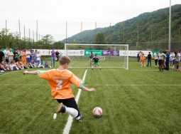 Шаг навстречу мечте: команды детских домов едут покорять Волгоград