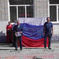 В хуторе Россошинский Урюпинского района появилась сеть 4G