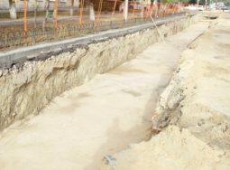 В Ворошиловском районе завершена реконструкция тепломагистрали ул. Огарева