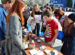 В Волгограде проходит IX Всероссийский Фестиваль «NAUKA 0+»