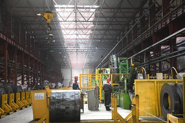 Более 10 млрд рублей вложено в волгоградскую промышленность