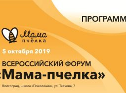 """5 октября женщины Волгограда встретятся на форуме """"МАМА-ПЧЕЛКА"""""""