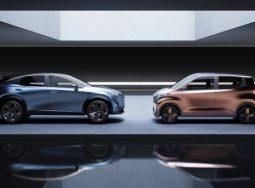 Ariya и IMk представлены на  автосалоне Tokyo Motor Show