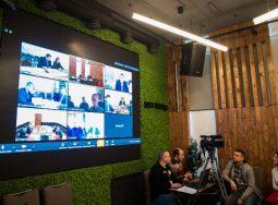 Состоялась видеоконференция совета Нижневолжского бассейнового округа