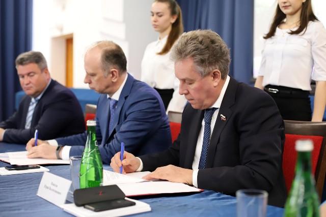 Волгоградский алюминиевый завод компании РУСАЛ и Волгоградский государственный технический университет подписали Соглашение о сотрудничестве