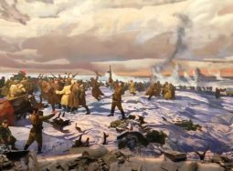 Музей Победы разместил онлайн-экскурсию о Сталинградской битве
