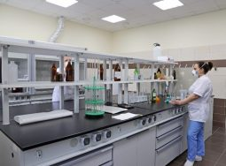 На ВгАЗе модернизировали санитарно-промышленную лабораторию