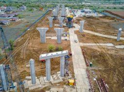Строительство обхода Волгограда идет по плану