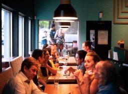 Поиск ресторанов вырос в разы