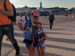 Матч в Волгограде самый посещаемый в 5 туре РПЛ