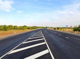 43 км федеральных трасс отремонтировано в регионе