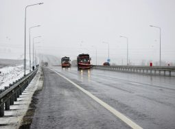 17 марта на трассах Волгоградской области возможна неблагоприятная погода