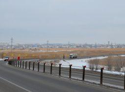На трех федеральных трассах региона дорожники ликвидировали пять очагов аварийности