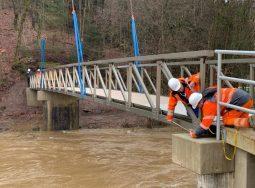 В России появится первый автодорожный мост из алюминия