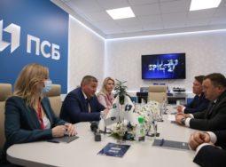 Банк подтвердил планы по расширению проектов в волгоградском регионе