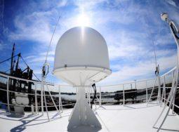 Спутниковая связь помогает вести сейсморазведку в Карском море