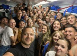 Волгоградские студенты прикоснулись к «Орлу и решке»