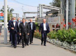 На ВгАЗе обсудили реализацию инвестпроектов