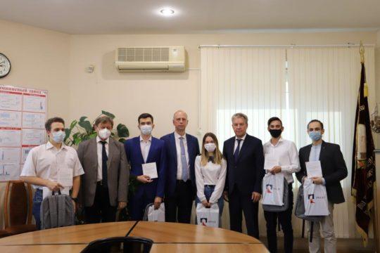 Волгоградские студенты стали стипендиатами РУСАЛа